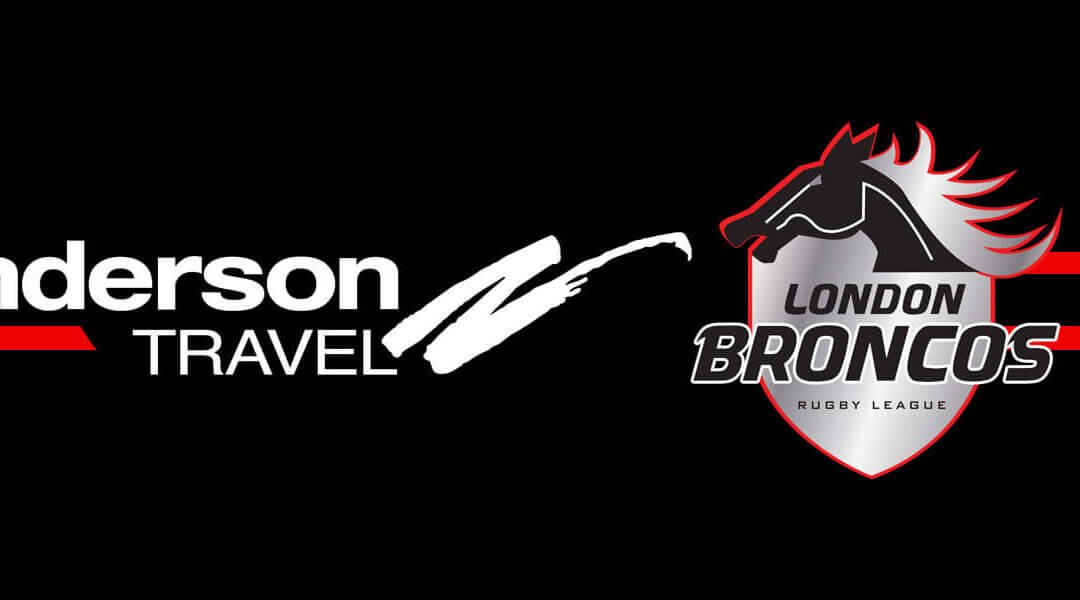 Andersons to continue as Broncos Official Travel Partner