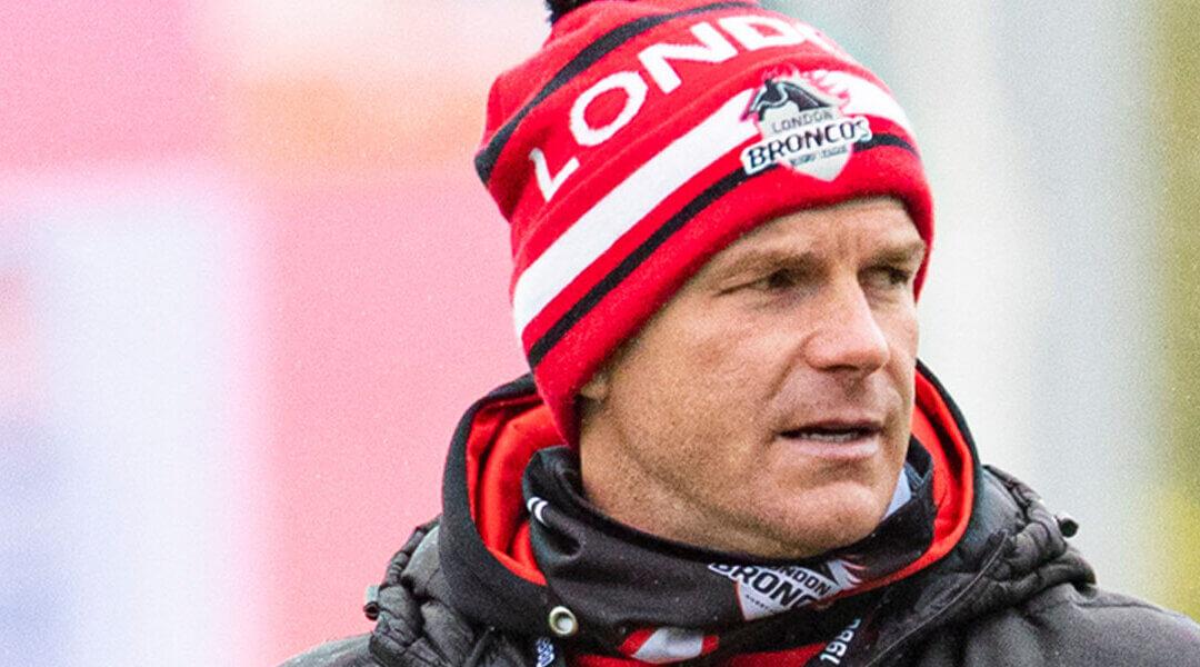Jamie Langley To Leave London Broncos