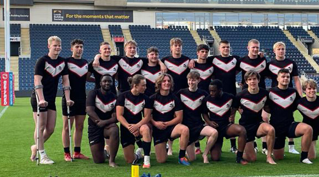 Powell Encouraged By Scholarship's Performances Against Leeds Rhinos