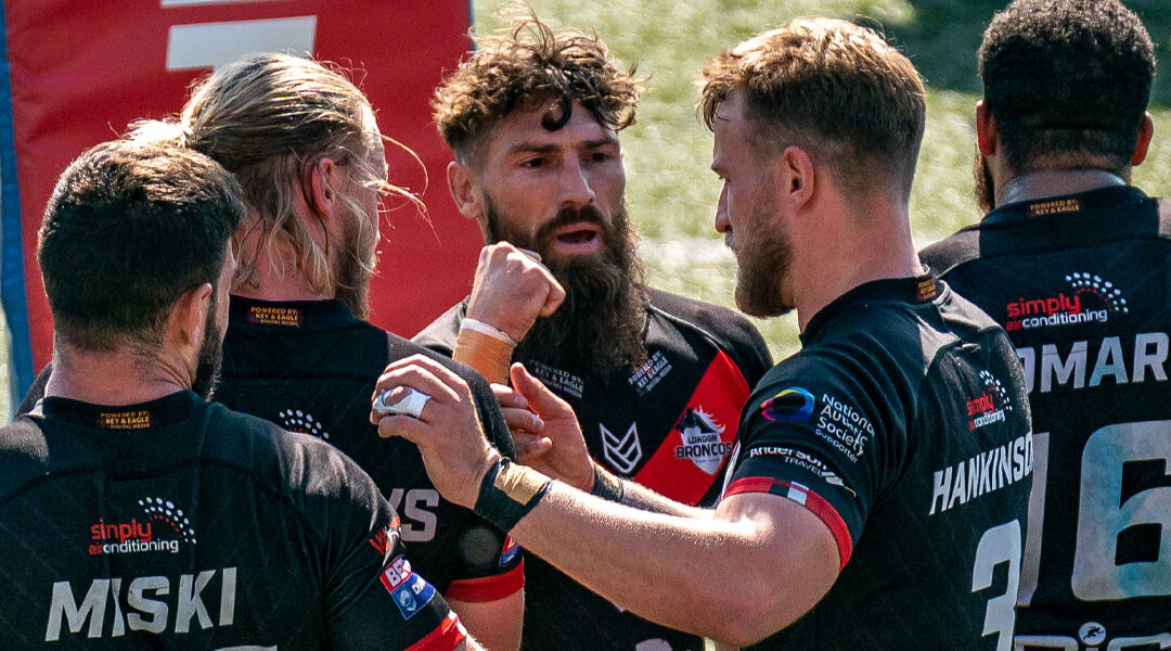21 Man Squad for Widnes Vikings