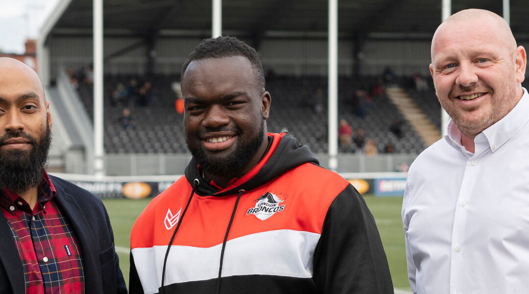 London Broncos first to sign Muslim Athlete Charter in Rugby League